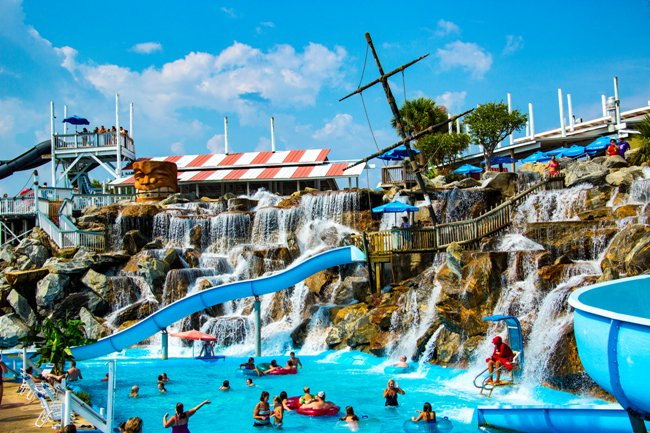 Big Kahuna S Water And Adventure Park Floridaattractions
